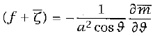 Derivate of  		the Angular Momentum Equation