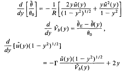 Farrell's Final Equations