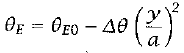 Modified Radiative Equilibrium 		Equation 2