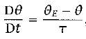 Thermodynamic  		Equation