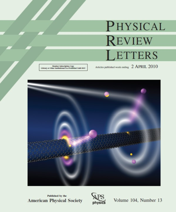 physical review letters hau lab at harvard 41072